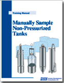 Manually Sample Non-Pressurized Tanks
